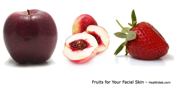 Fruits for Your Facial Skin
