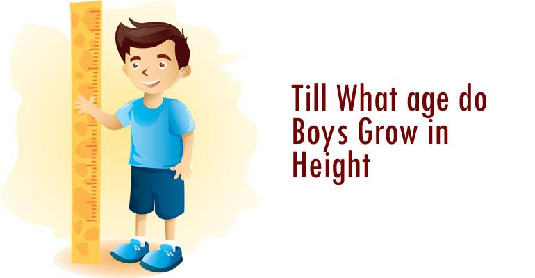 boys height