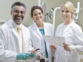 dental implant doctor